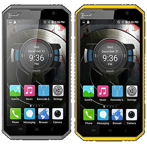Ken Xin Da PROOFINGS W9 6.0 Inch IP68 Waterproof MTK6753 Octa core 4G Smartphone EU