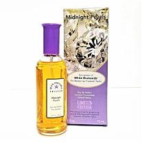 Midnight Pearls our Version of White Diamonds for women by Elizabeth Tylor  2.5 Oz - 75ml