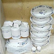 Diva Dinner Set Plates