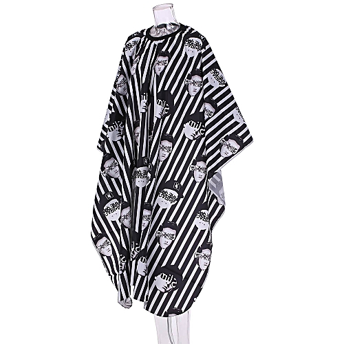 Pro Salon Apron Hairdressing Gown Waterproof Cloth Anti-static Haircutting  Hair Dyeing Cape