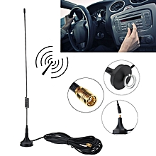 DAB Aerial For the Pure Highway Car Radio Magnetic Base 28cm High Gain 4m cable