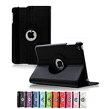 IPad Air / New 9.7 (2017) Rotational Cover Ultra Slim Smart Cover PU Leather Case for Apple / Free Stylus Pen HSL-G
