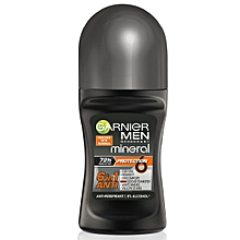 72 - Hour Mineral Men Deodorant Roll On -50ml