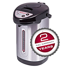 ST-EK8031 - Steel Thermos Pot - 38 Liters - 800W - Silver,
