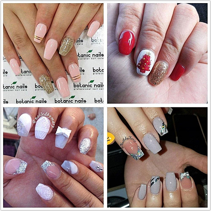 Buy Louis Will 500pcs Clear Color French Acrylic Europe Style False