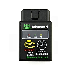 Bluetooth Car CAN Wireless Adapter Scanner Tool - Black