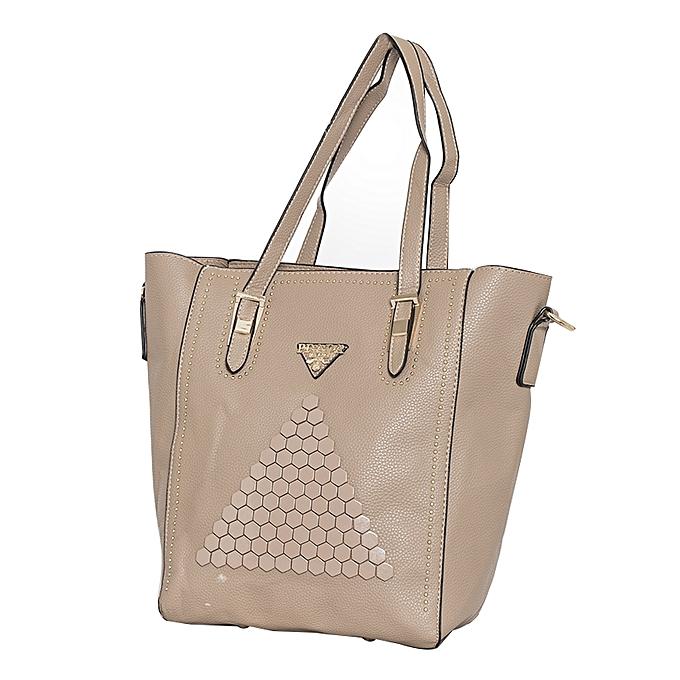65ed87bbb955 Generic Khaki Ladies Handbags   Best Price