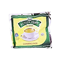 Pride Economy 100 Tagged Tea Bags Catering Pack -200g