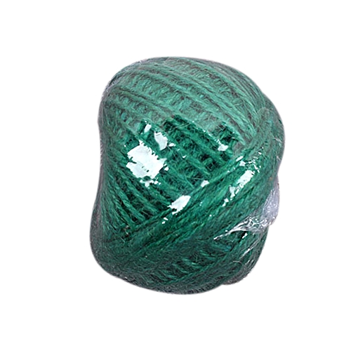 50m Colorful Jute Twine Hemp Rope String Packing Wrapping Ribbon Crafting  Cord for Arts Crafts DIY Gift