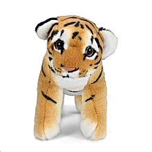 14*13*3CM tiger soft doll toy simulation tiger plush toy