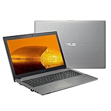 ASUS Pro554UB8250 Laptop 15.6 inch 4GB RAM + 500GB HDD Windows 10 Pro Fingerprint Recognition - SILVER