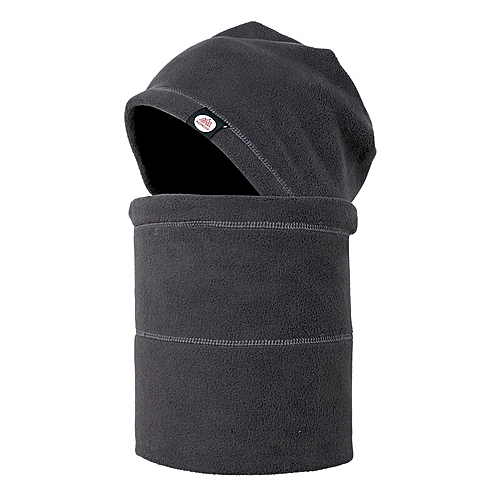 7d976987b Thermal Fleece Balaclava Face Cover Ski Cap Adults Double Layered Winter  Mask Scarf for Cycling Camping Running(Gray)