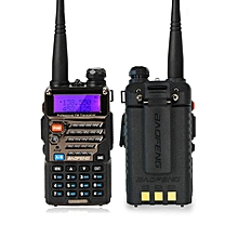 Baofeng UV-5RE-1 5KM Walkie Talkie Dual Band Portable 2 Way Radio(1pc)
