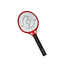 Mosquito Killer Racket. Rechargeable  - Red