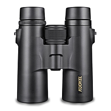10x42 102/1000m BAK4 Ultra-Vision Compact for Adults Folding Binoculars Telescope Durable Portable for Bird Watching Kids Chidren Gift Sport Game Concerts - Black