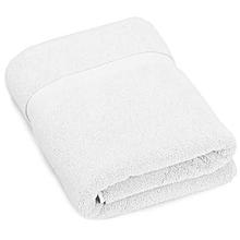 Extra Large Towel - White