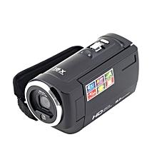 "2.7"" TFT LCD 16MP CMOS Sensor Digital Camera HD 720P Digital Video Camera 16x Digital mini DV Camcorders DV DVR With Plug LOOKFAR"