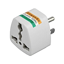 TA-AU UK EU To US AC Power Plug Adapter Adaptor Converter Outlet Home Travel Wall*