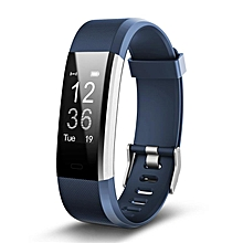 115PLUS GPS Smart Bracelet Heart Rate Monitor Fitness Tracker Step Counter Activity Band Alarm Clock PK FITBITS