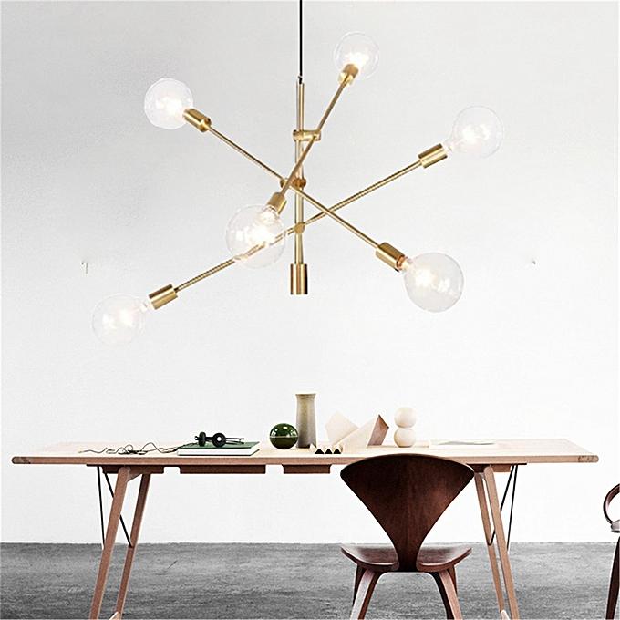 Generic Modern Chandeliers Light Pendant Light Industrial