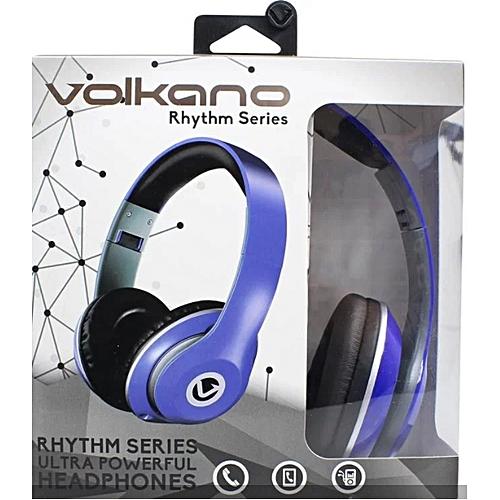 Rhythm Series Headphones - Blue