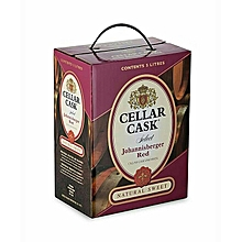 Natural Sweet Red Wine-5Litres