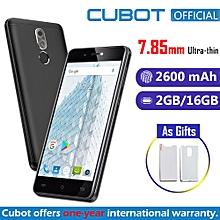 """R9 - 5"""" Android 7.0 2GB/16GB Fingerprint P-Sensor EU 3G Smartphone - Black"""