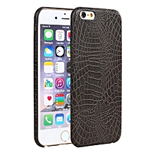 PU Leather Shell Protective Cover Alligator Print Stylish Imitation Leather Case for IPhone 6/6s IPhone 6 Plus/6s Plus IPhone 7/7 Plus