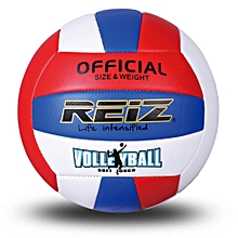 REIZ Professional Soft Volleyball Ball Competition Training Ball Official Size