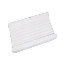 100x60cm - Inflatable Mattress for Koo-di Travel Cot - White