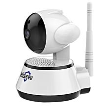 Hiseeu FH2A Wireless IP 720P Security Camera Audio Record Surveillance Mini Baby Monitor CCTV Camera  US