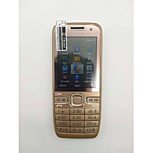 Nokia E52 3G Mobile Phone - Gold