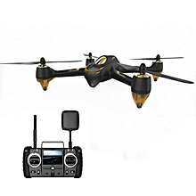 Hubsan H501S X4 5.8G FPV Brushless With 1080P HD Camera GPS RC Drone Quadcopter RTF-white FPV1 Remote control version
