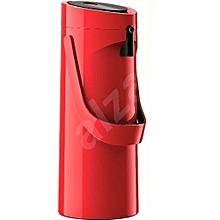 Tefal Ponza Pump Vacuum Jug 1.9L Red