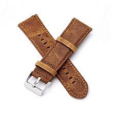 Fashion Leather Replacement Watch For Samsung S3 Smart Watch Series