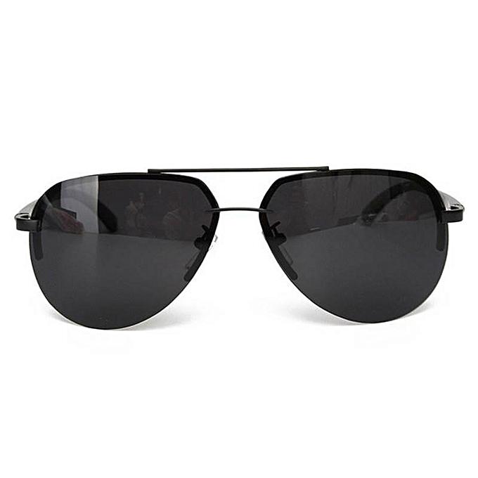 749b2dc72e Men s UV400 Polarized Sunglasses Driving Outdoor Sports Fishing Eyewear  Glasses