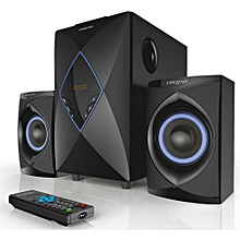 SBS-E2800 2.1 High Performance Speakers System - Black
