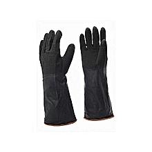 Industrial rubber gloves from sun heavy duty