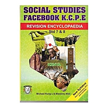 Social Studies Facebook KCPE Revision 7 and 8