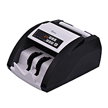 Nanxing NX-220B Money Counter UV/MG Counterfeit Detection Automatic Cash Currency Counting Machine for US Dollar Pound Rupee Yen Won Baht 1000 Bill Per Minute