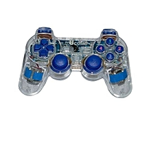 PC USB Dualshock JoyPad - Blue