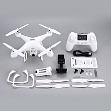 OR SJ R/C GPS FPV 1080P Camera Drone Altitude Hold Headless Mode RC Quadcopter-White