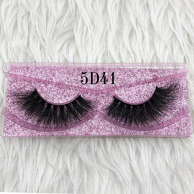e00b2defc36 ... Mikiwi 25mm Long 5D mink lashes long lasting mink eyelashes Big dramatic  volumn eyelashes strip individual ...