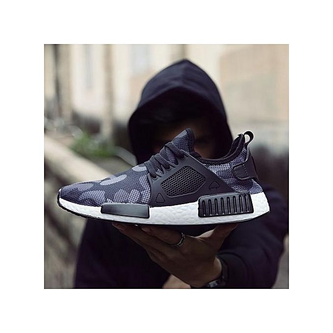2549beacb43d Fashion Men s Sport Shoes Breathable Korean 2018 Men Running Shoes Trending  Style Sneakers