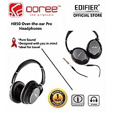 Edifier H850 Hi-Fi Monitor DJ Headphones with Professional Audiophile SWI-MALL