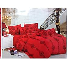 Duvet Cover - Red