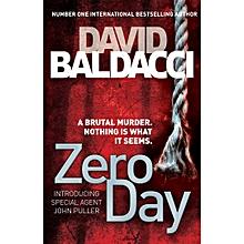 Zero Day (John Puller Series Book 1) - DAVID BALDACCI