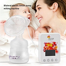 110-240V Advanced Double Side Comfort Electric Breast Pump For Baby Infant Bottle Feeding