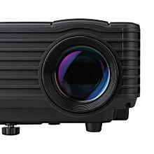 RD-805 - Mini LED Projector 120LM 800*480 EU - Black