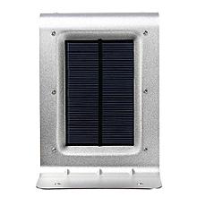 4pcs Solar 16 LEDs Motion Sensor Waterproof Security Lamp Outdoor Yard Wall Lights
